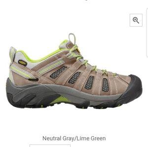 NWOT KEEN Voyaguer Hiking Shoes Women's Size 6
